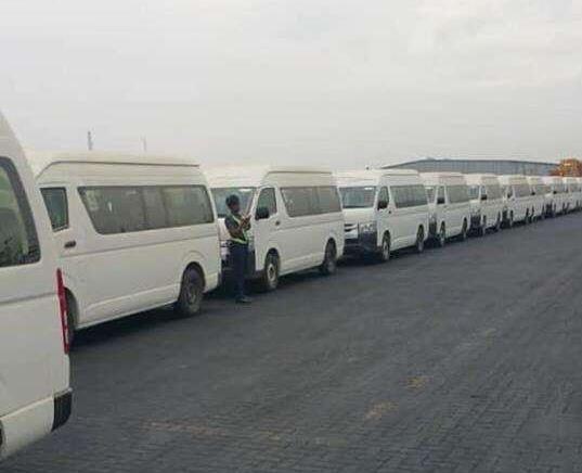 Freddie Blay 275 buses