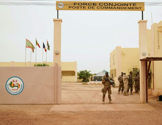 G5 sahel attacked