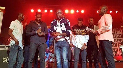 Ghana DJ awards 2018 winners