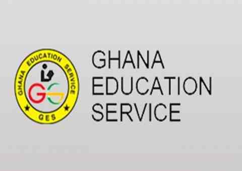 Ghana education service logo