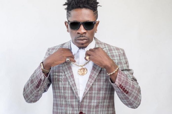 Ghana is a village Shatta Wale
