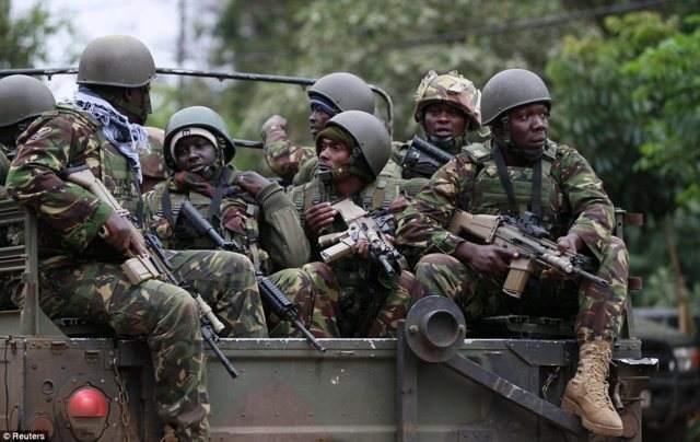 Ghana military Tamale attack