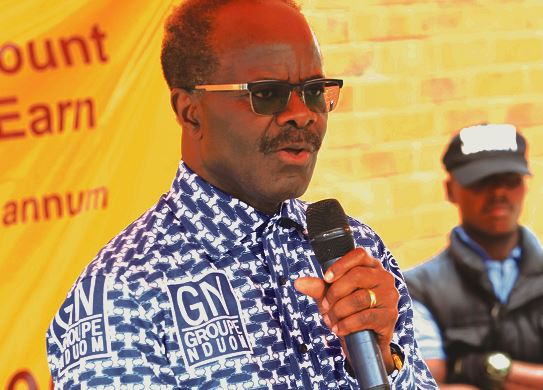 Ghana will overcome this economic challenge – Dr. Papa Kwesi Nduom