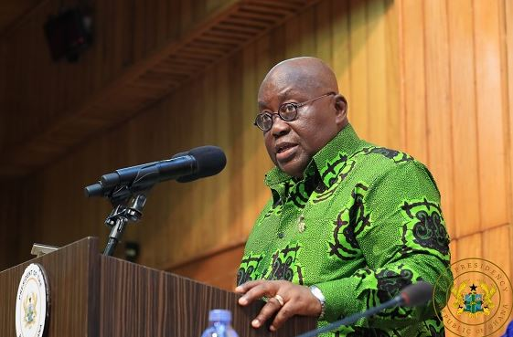 Ghana wont return to IMF for bailout again Akufo-Addo