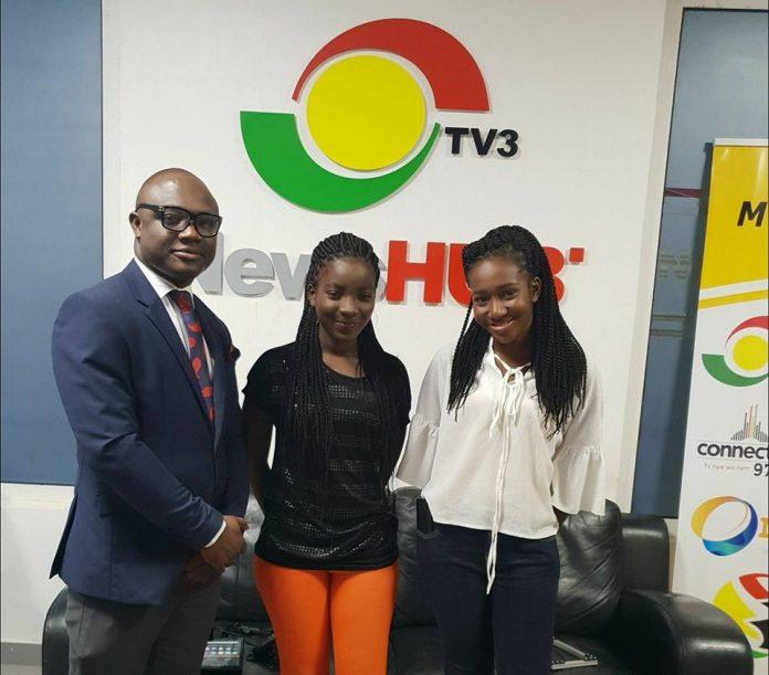 Ghanaian female engineers build robots