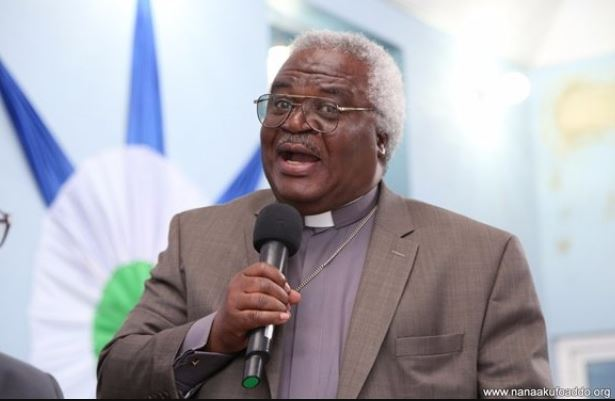 Ghanaians love to hail thieves and want them back in power Rev Emmanuel Martey