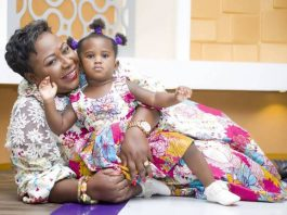 Gifty Anti flaunts Nyame Animuonyam on birthday | Airnewsonline