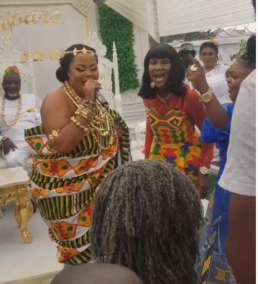 Gifty Osei wedding photos | Airnewsonline