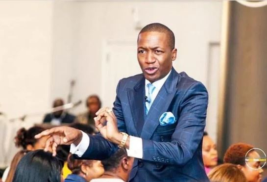 God never told a woman to love her husband Pastor Uebert Angel