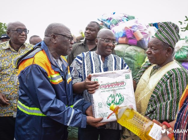 Govt accused of giving expired food products to flood victims airnewsonline
