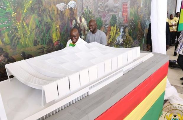 Govt not evicting Judges for National Cathedral construction