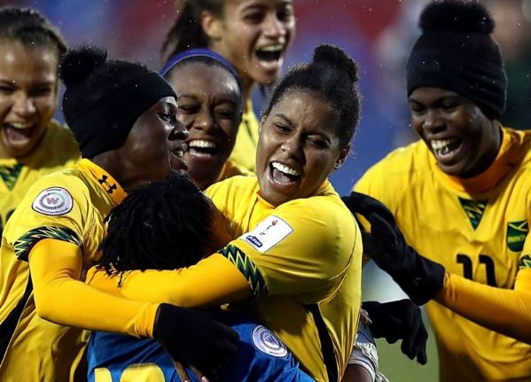 How Bob Marley's daughter Cedella Marley helped Jamaica qualify for the world cup | Airnewsonline