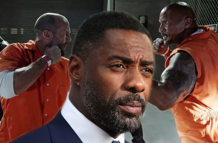 Idris Elba to star in fast and furious spin-off