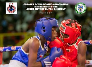 Independence Day Boxing Fight