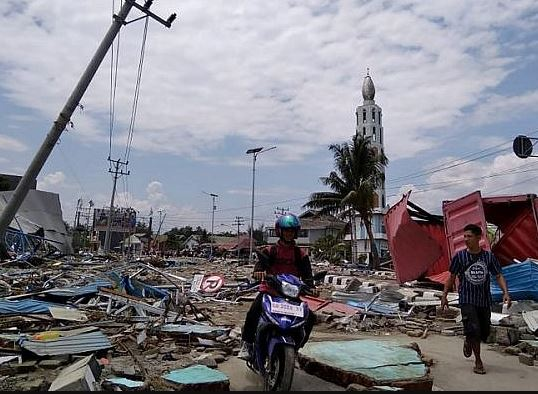 Indonesia tsunami Death toll rises to 384 | Airnewsonline
