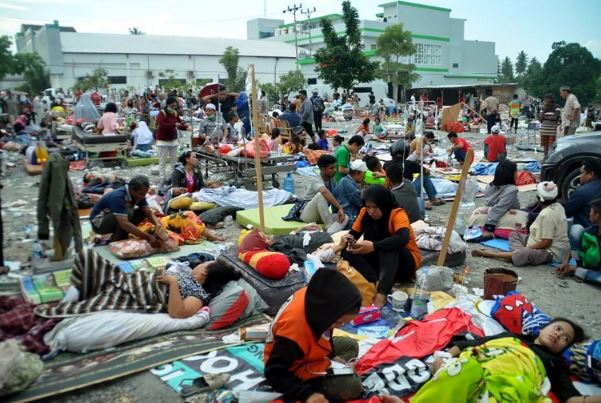 Indonesia tsunami and earthquake Death toll rises to 384 | Airnewsonline