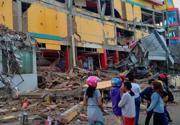 Indonesia tsunami death toll rises to 384 airnewsonline