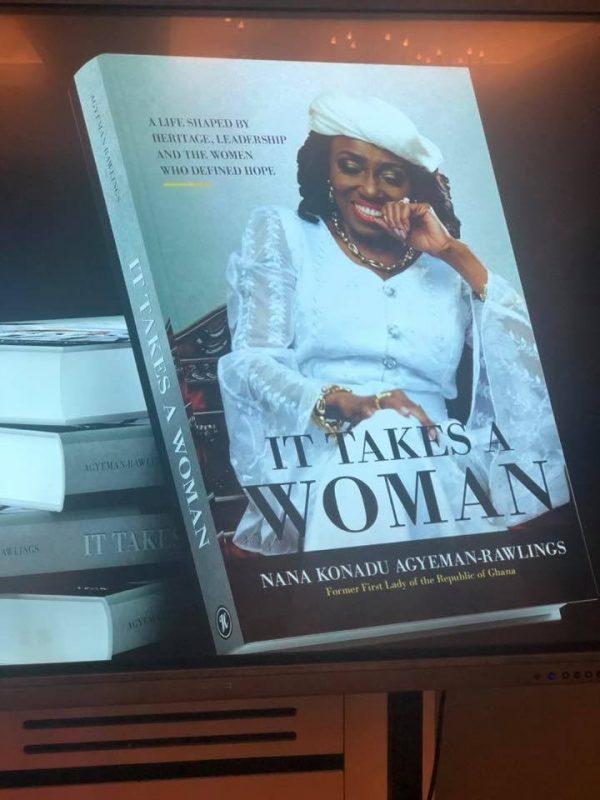 It takes a woman by Nana Konadu Agyeman Rawlings | Airnewsonline