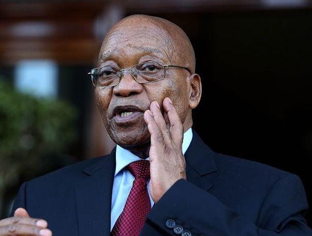 Jacob Zuma son Vusi Nhlakanipho Zuma death