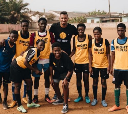 Jerome Boateng set to give full scholarships to Ghanaian children