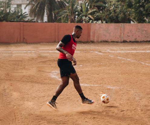 Jerome in Ghana | Airnewsonline