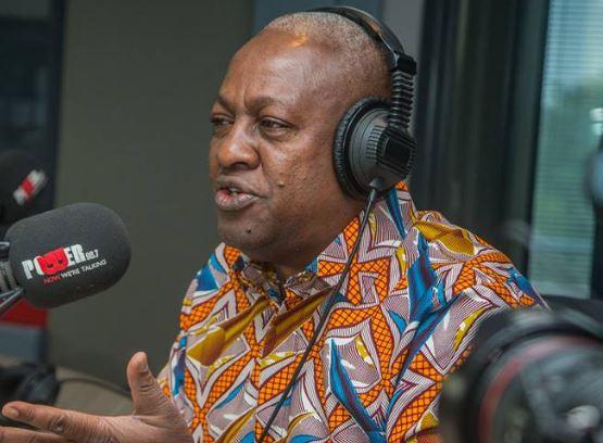 John Mahama to embark on nationwide tour