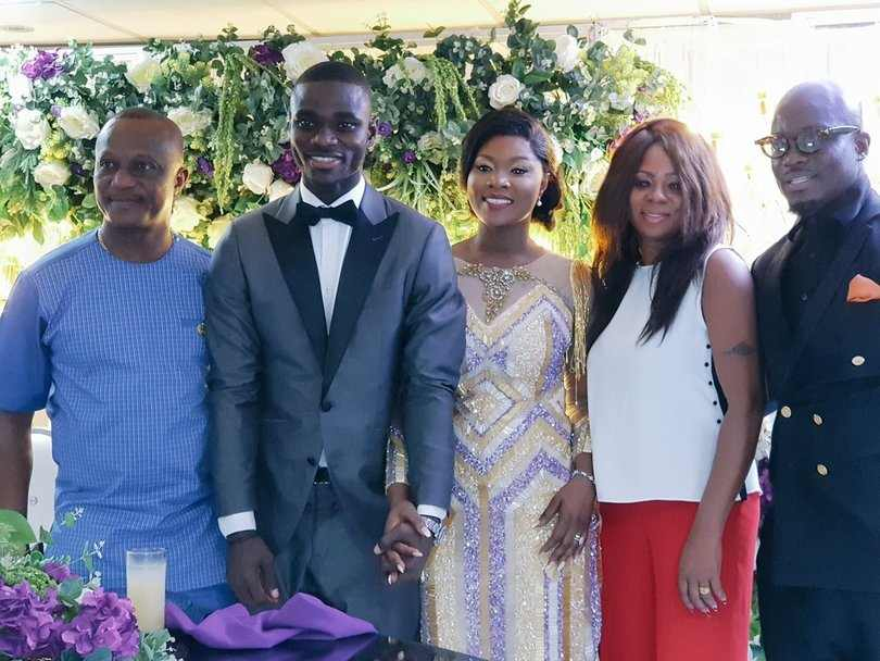 Jonathan Mensah wedding photos | Airnewsonline
