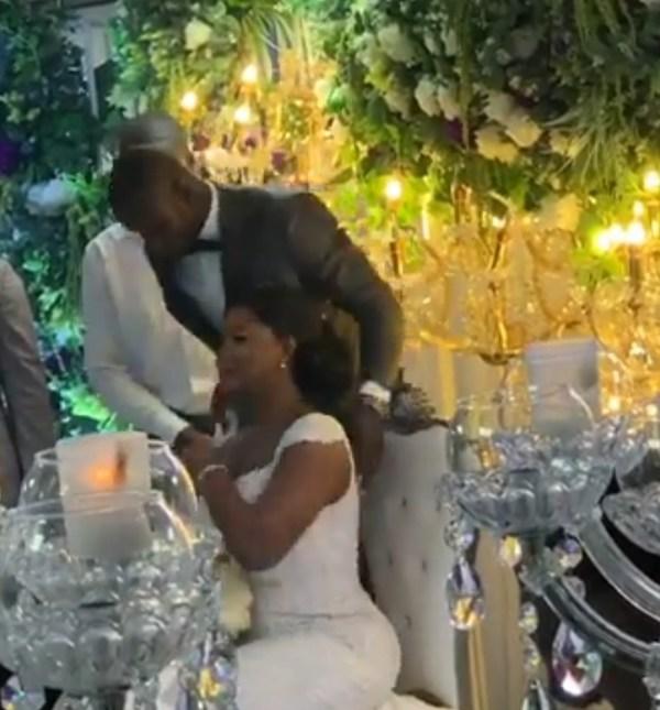 Jonathan Mensah wedding picture | Airnewsonline