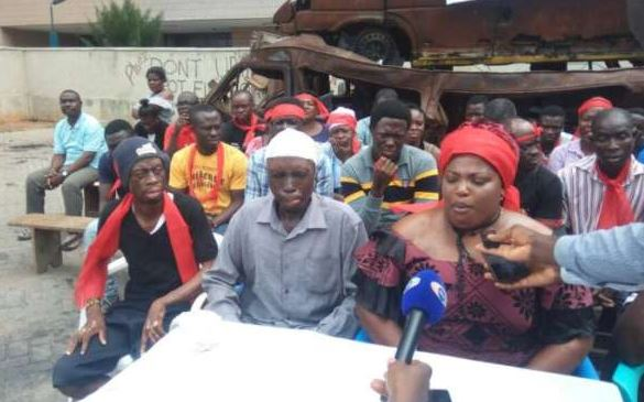 June 3 disaster victims chase Mahama for GH50000 cash