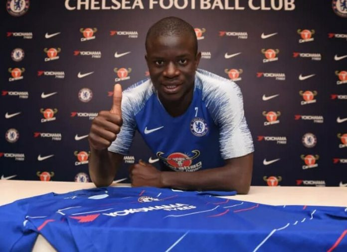 Kante signs new chelsea deal | Airnewsonline