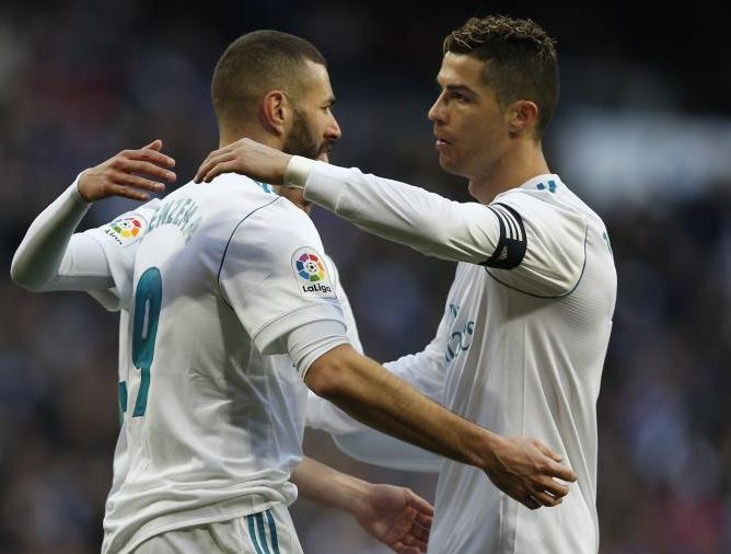 Karim Benzema reportedly agrees to join AC Milan