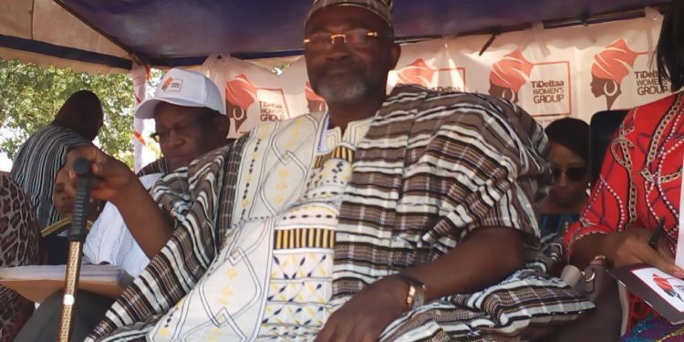 Kennedy Agyapong enskinned as chief