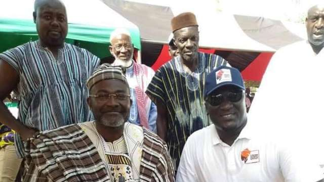 Kennedy Agyapong enskinned chief