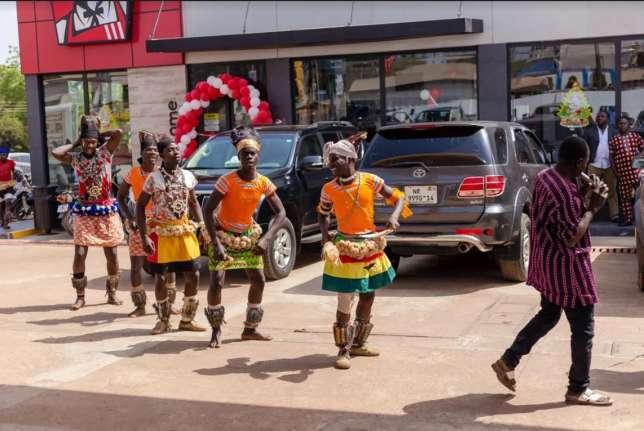 KFC Tamale | Airnewsonline