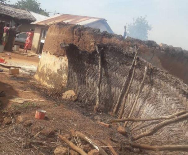 Konkombas Dagombas clash over pigs in Yendi airnewsonline