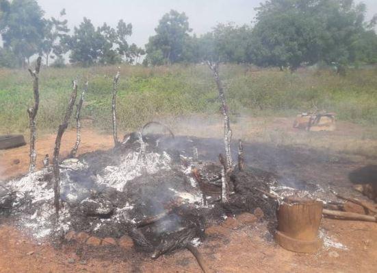 Konkombas Dagombas clash over pigs