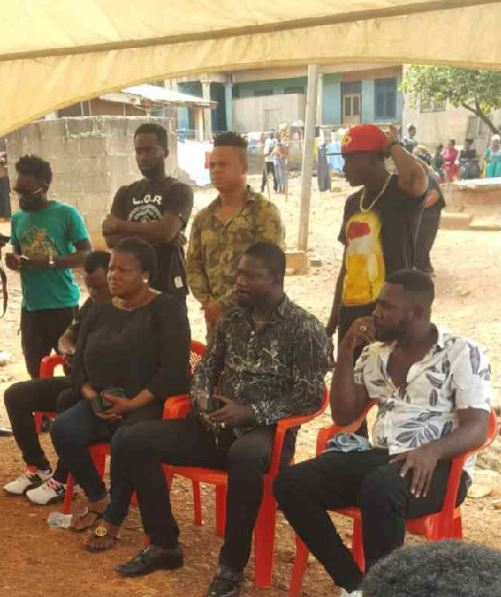 Kumawood actor Abass Blinks buried