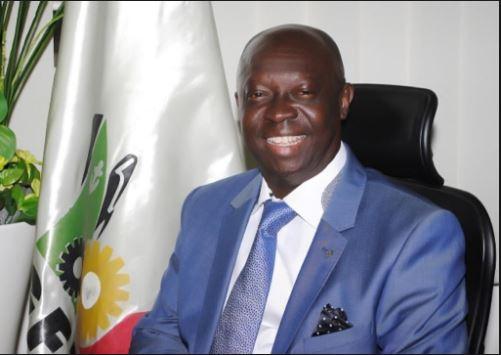 Kwabena Yeboah GFA boss