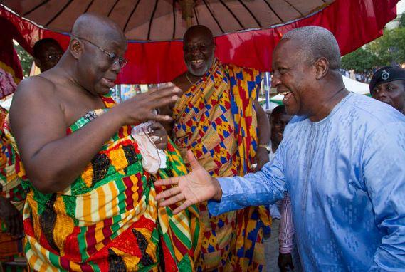 Life under Akufo Addo is super hard says John Mahama