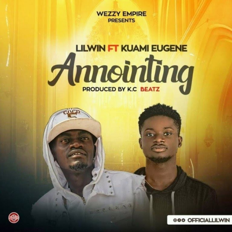 Lilwin ft Kuami Eugene Anointing | Airnewsonline
