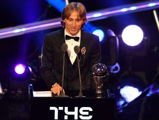 Luka Modric named Best Fifa Men's Footballer of the Year | Airnewsonline