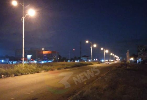 Madina-Adentan streetlights fixed after Thursday protest airnewsonline