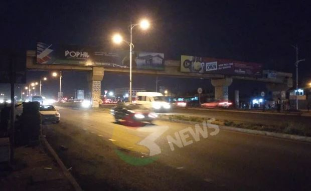 Madina-Adentan streetlights fixed after Thursday protest