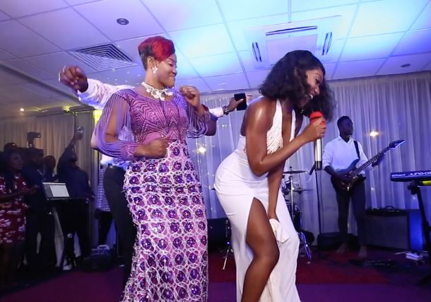 Mama Shay mother of Wendy Shay   Airnewsonline