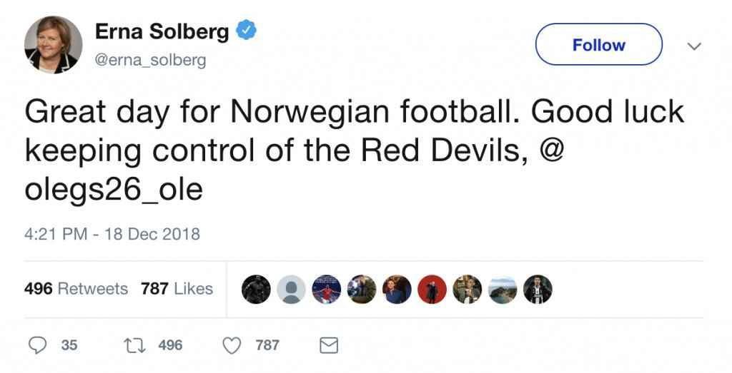 Man Utd confirm Ole Solskjaer interim manager | Airnewsonline