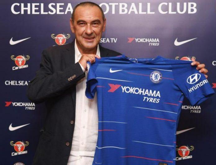 Maurizio Sarri named Chelsea Coach