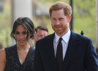 Meghan Markle and Prince Harrys new home