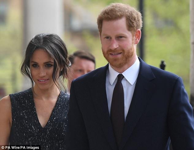 Meghan Markle and Prince Harrys new home