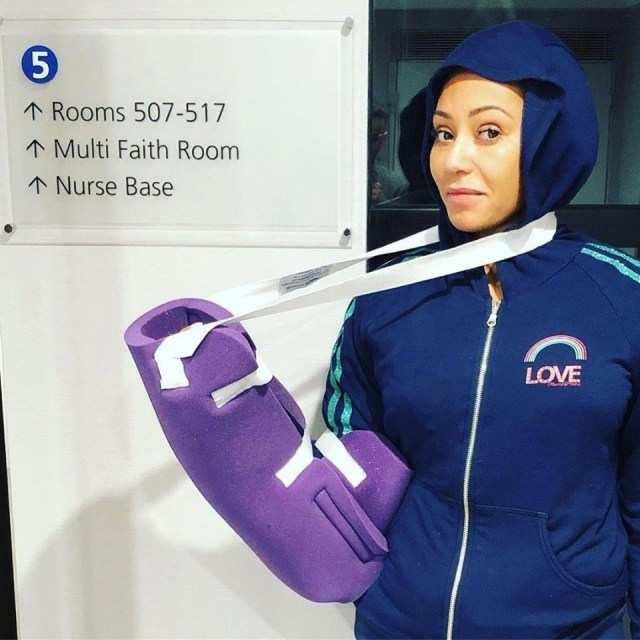 Mel B hospitalized undergoes 3-hour surgery | Airnewsonline