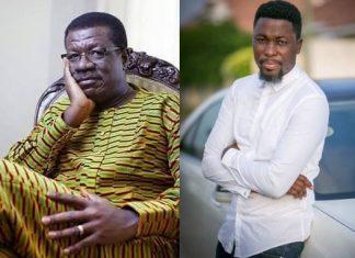 Mensa Otabil isnt a successful man hes just a thief Kwame A Plus